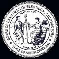 North Carolina Board of Electrical Contractors