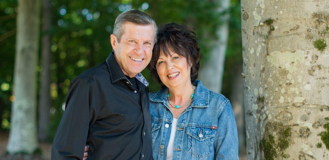 Dale and Gail Miller, Owner operators of Miller & Miller Electric